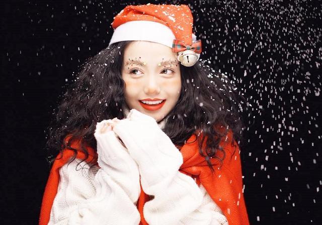 今年流行的圣诞化妆,女人的票,你不觉得少了吗