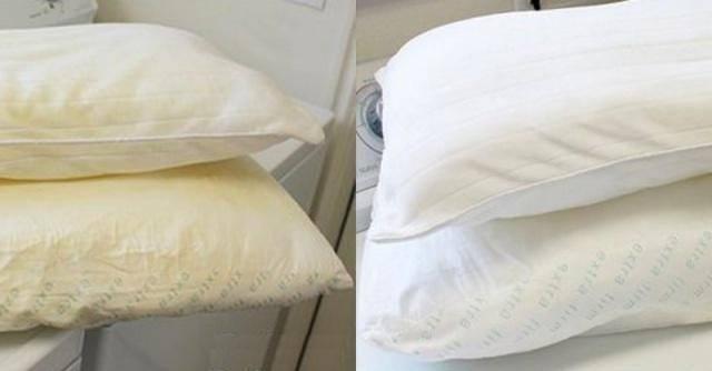 我该怎么处理洗不掉的枕头和枕套?你只能扔吗?
